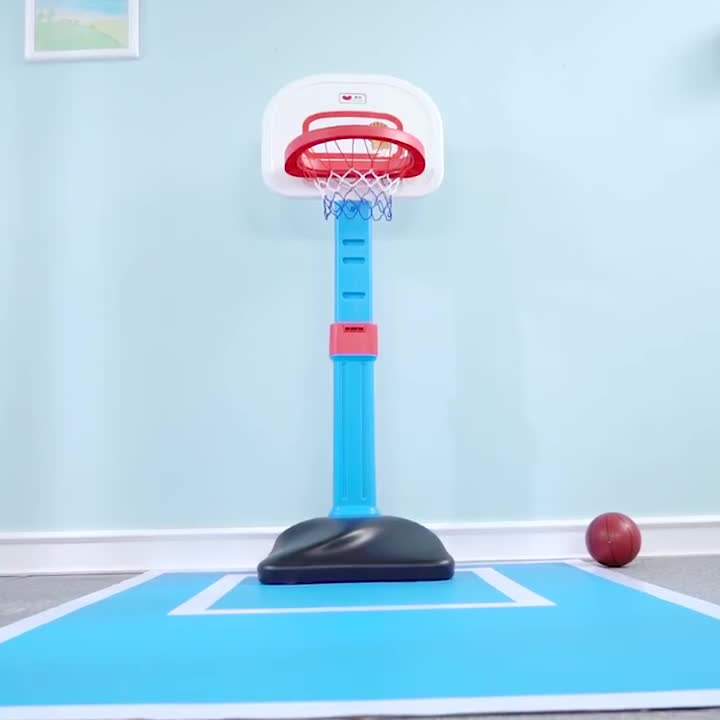 High quality baby basketball hoop stand indoor for kids