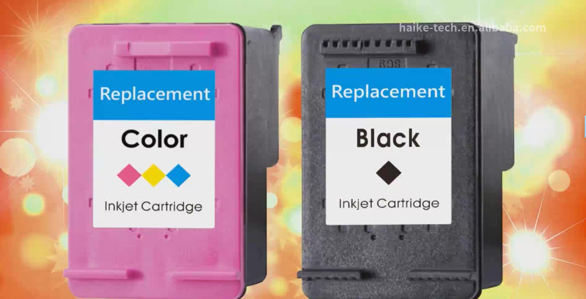 Compatible HP 63 63XL Ink Cartridge for Deskjet 1110 1111 1112 2130 2131 2132 2133 2134 2136 2138 3630 3632 3634 3636 3637 3638