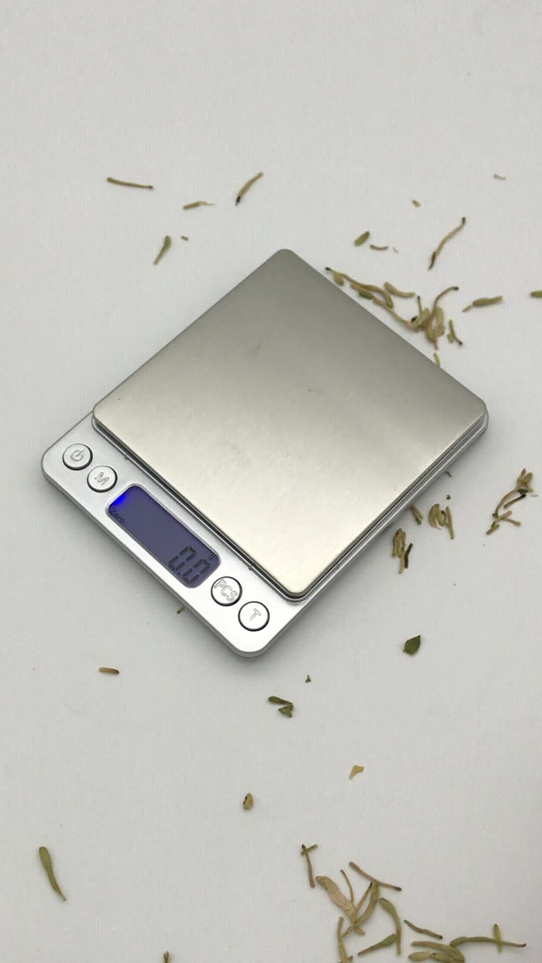 2Kg Digital Pocket Scale, Timbangan Dapur