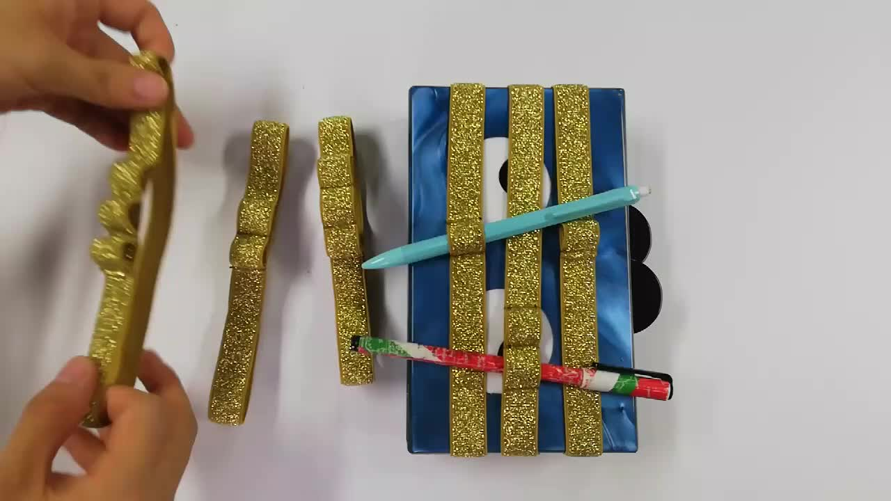 New Design Hook Loop carrying Book Strap Adjustable Straps