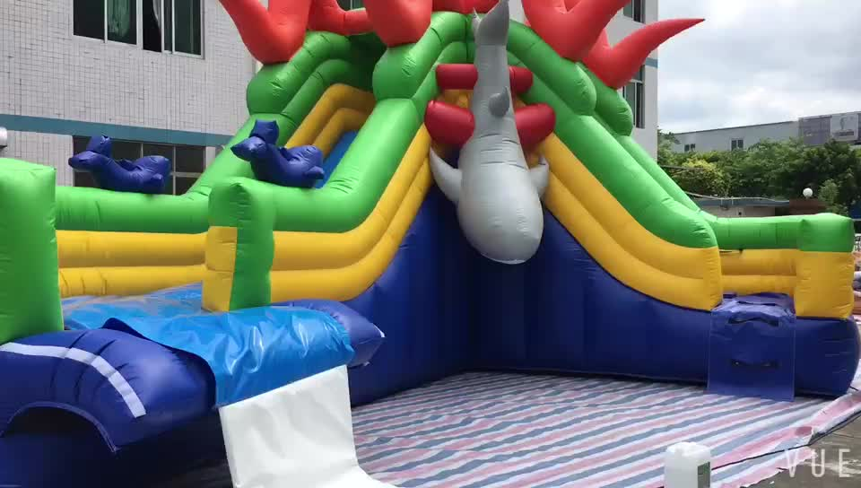 Small Toy Clearance Names Float Toys Sale Giant Water Slides Manufacturer Boat Colorful Octopus Inflatable Slide Price For Sale