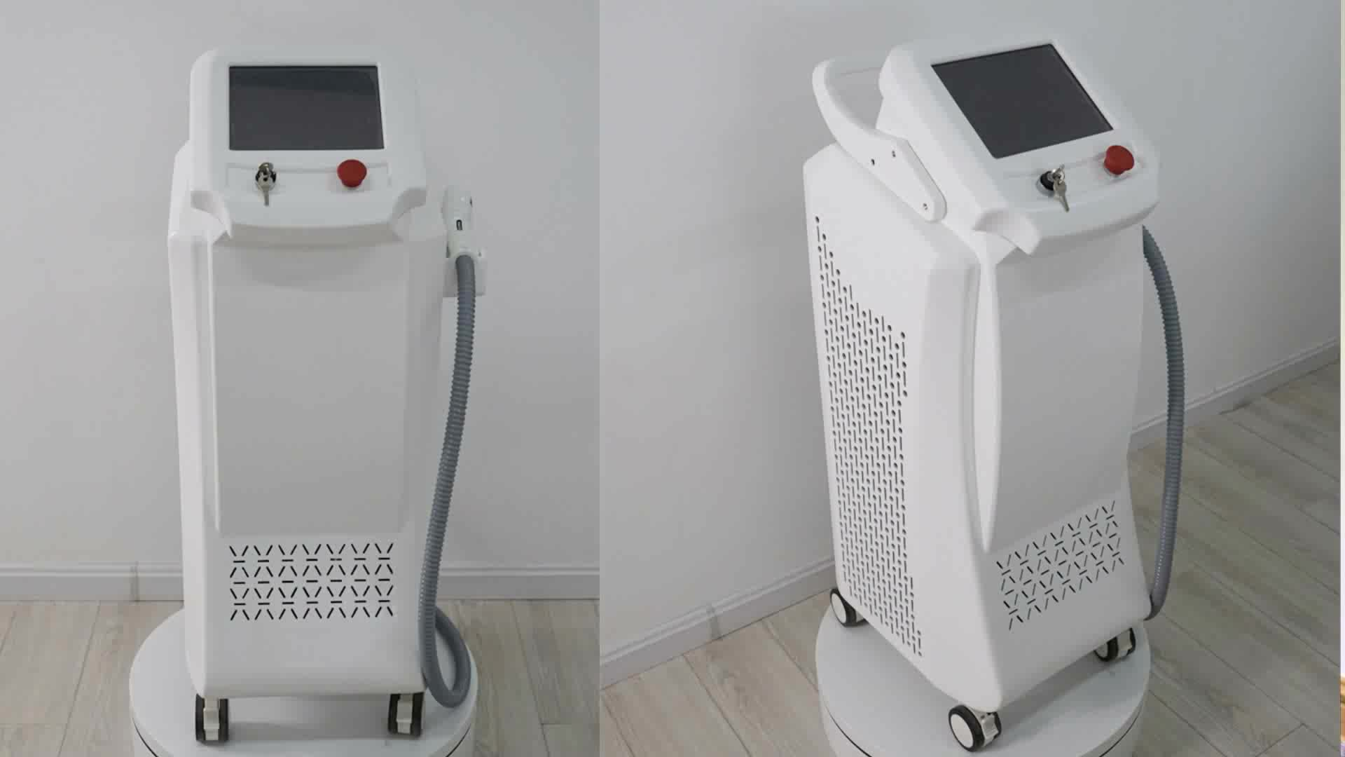 online shopping machine 755 alexandrite diode laser 810 hair removal for sale