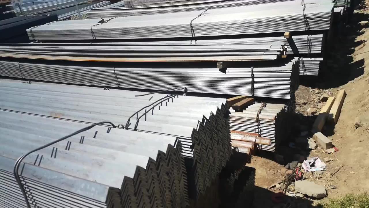 steel angle production linesteel angle iron weights steel angle price