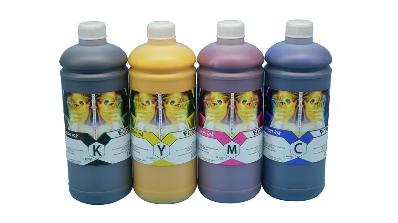 NEW 90% High Permeation Rate Sublimation Ink for Yoga Clothes Apparel Carpet