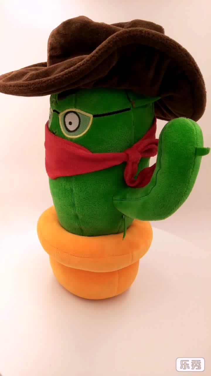 Creative cactus potted doll plush toy
