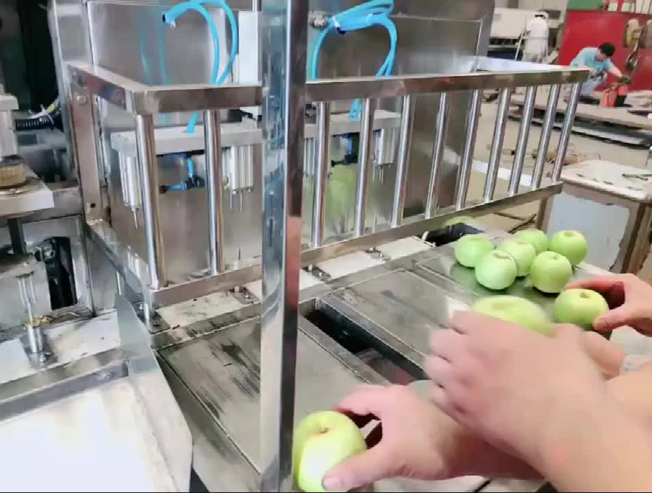 Multifunction fruit peeler pear and orange peeling machine apple peeling machine