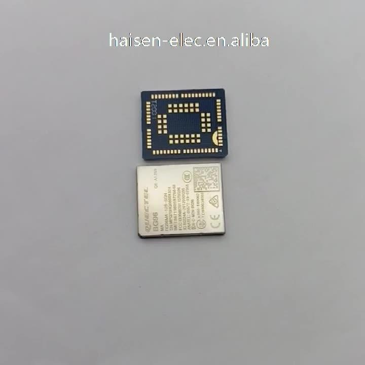 Modulo Quectel LTE Cat M1 NB1 EGPRS BG96MA-128-SGN LPWAN LGA NB IOT Moduli BG96