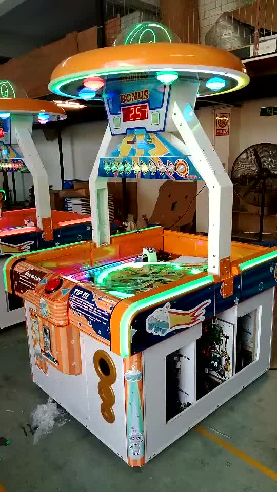 UFO DREAM ticket redemption game machine