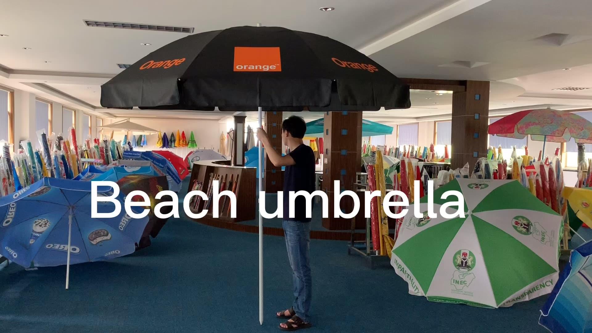 Promozione PVC parasole/PVC impermeabile parasole/antivento PVC parasole