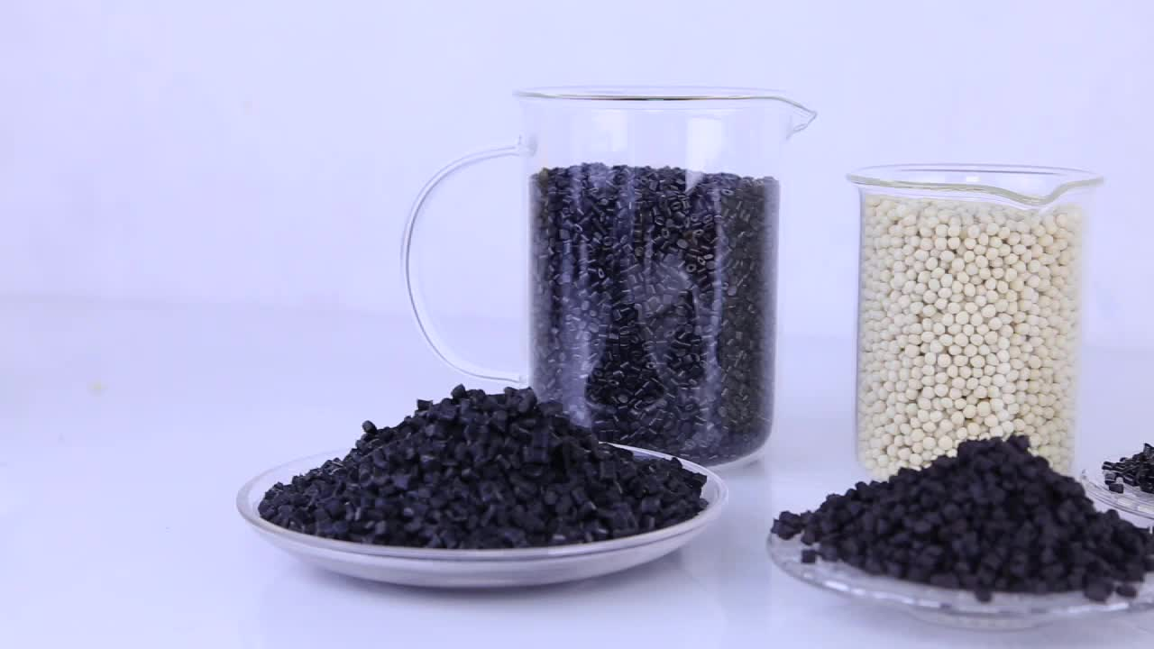 Modified Overmolding TPV Compound Thermoplastic Polyester Elastomer Plastic Material