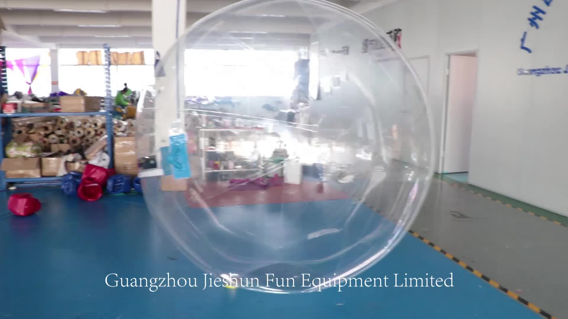 High quality factory price hamster zorb ball aqua balloon  inflatable water balls  water roller balls for sale