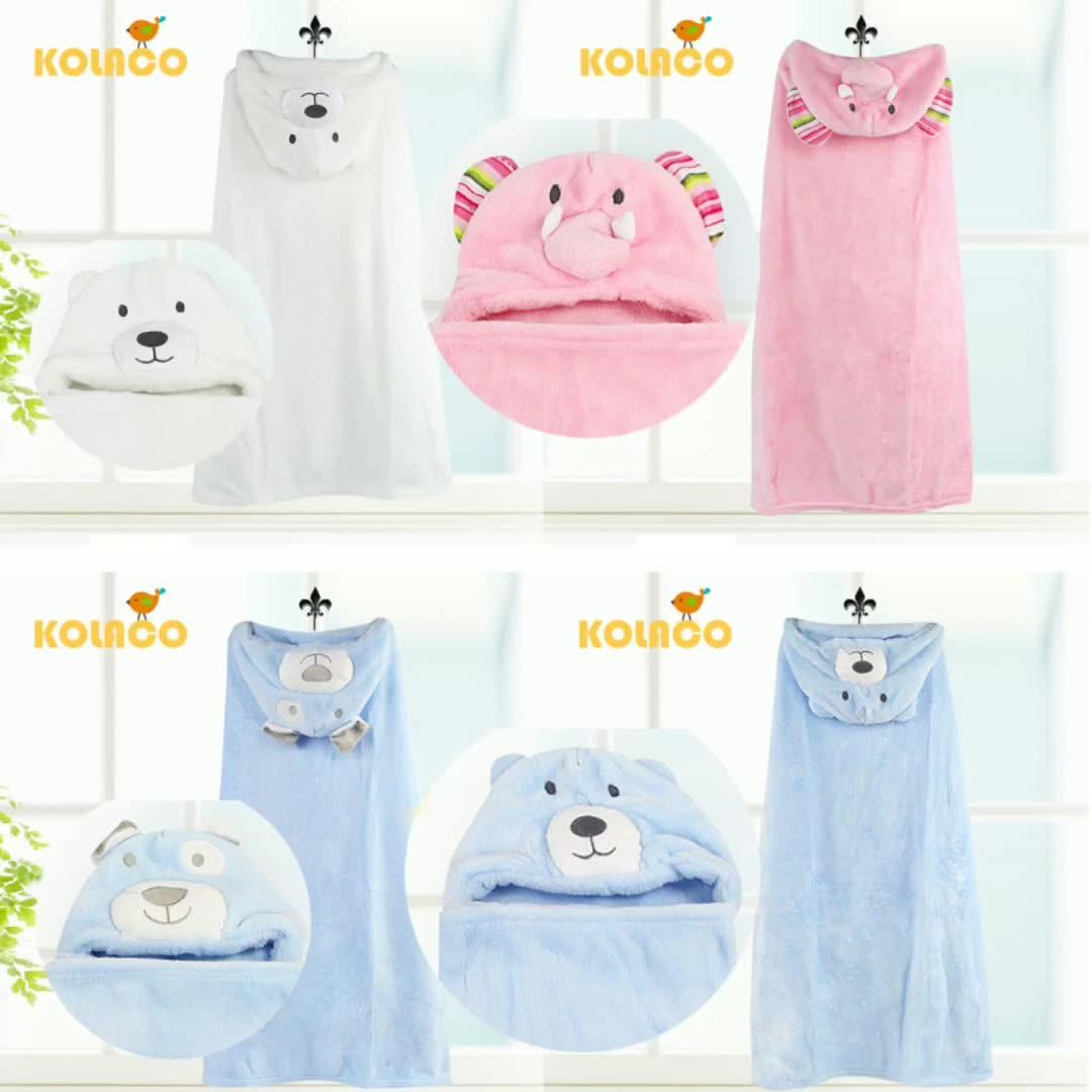 Super Soft Plush Fluffy Flannel Fleece Knee Blanket Cape alphabet baby blanket