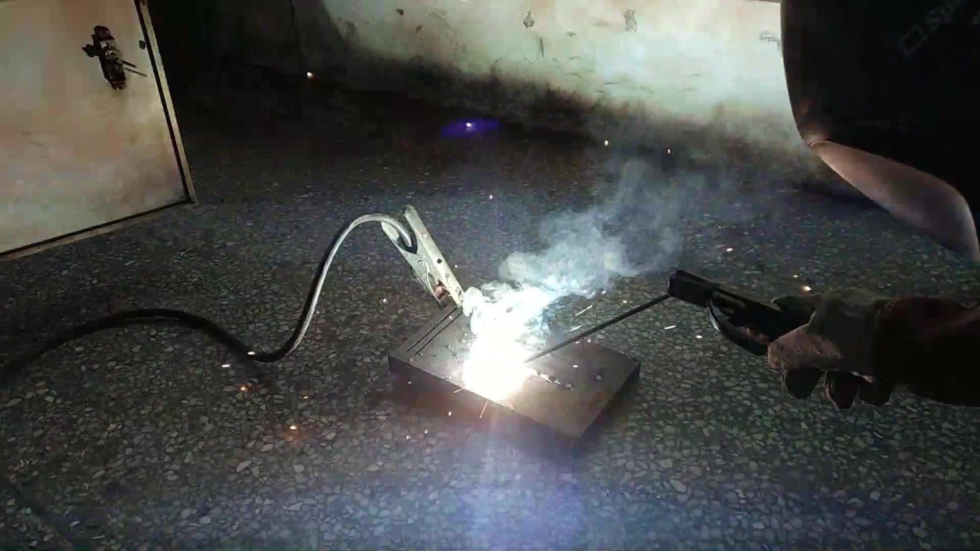 Venda quente portátil máquina de soldadura do inversor MMA ARC-200