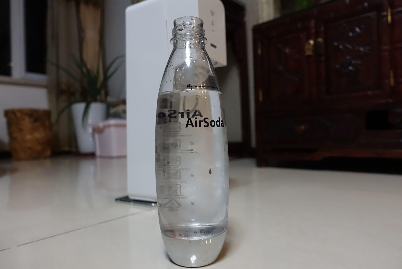 美国AirSoda气泡水机怎么样,AirSoda苏打水机商用气泡机评测使用感受!