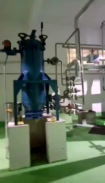 Hemp seed crude oil refining machine/neem refinery plant/palm oil fractionation machine