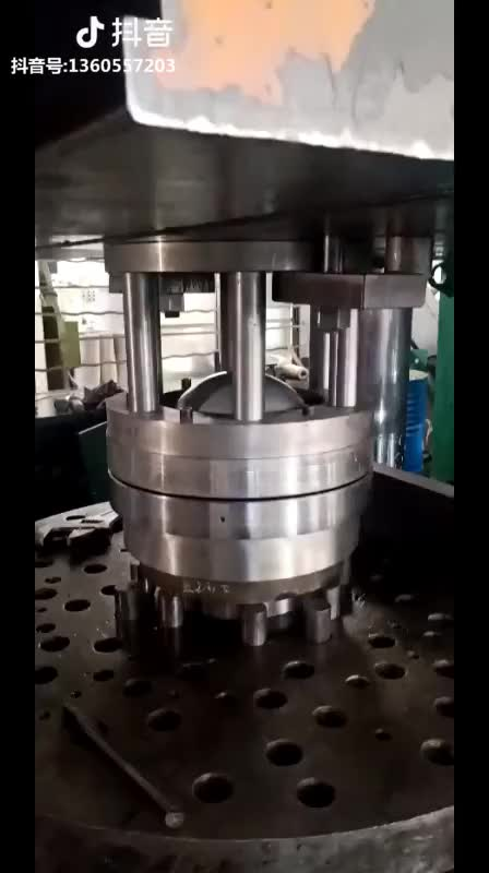 Y32 series 4 four column double action deep drawing hydraulic press