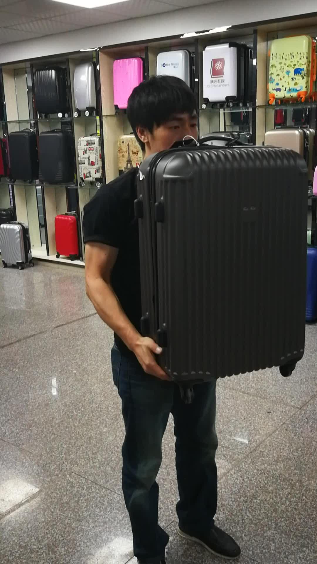 다 2017 china 짐 factory 품 new design ZHUOLV carry-on 짐 bag 건 대 한 여행