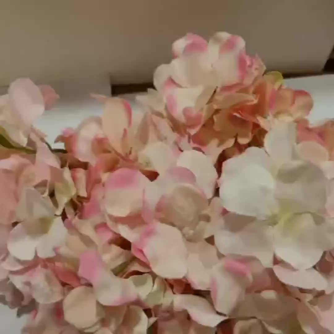 Shininglife 22 Warna Hydrangea Buatan Bunga untuk Pernikahan Dekorasi