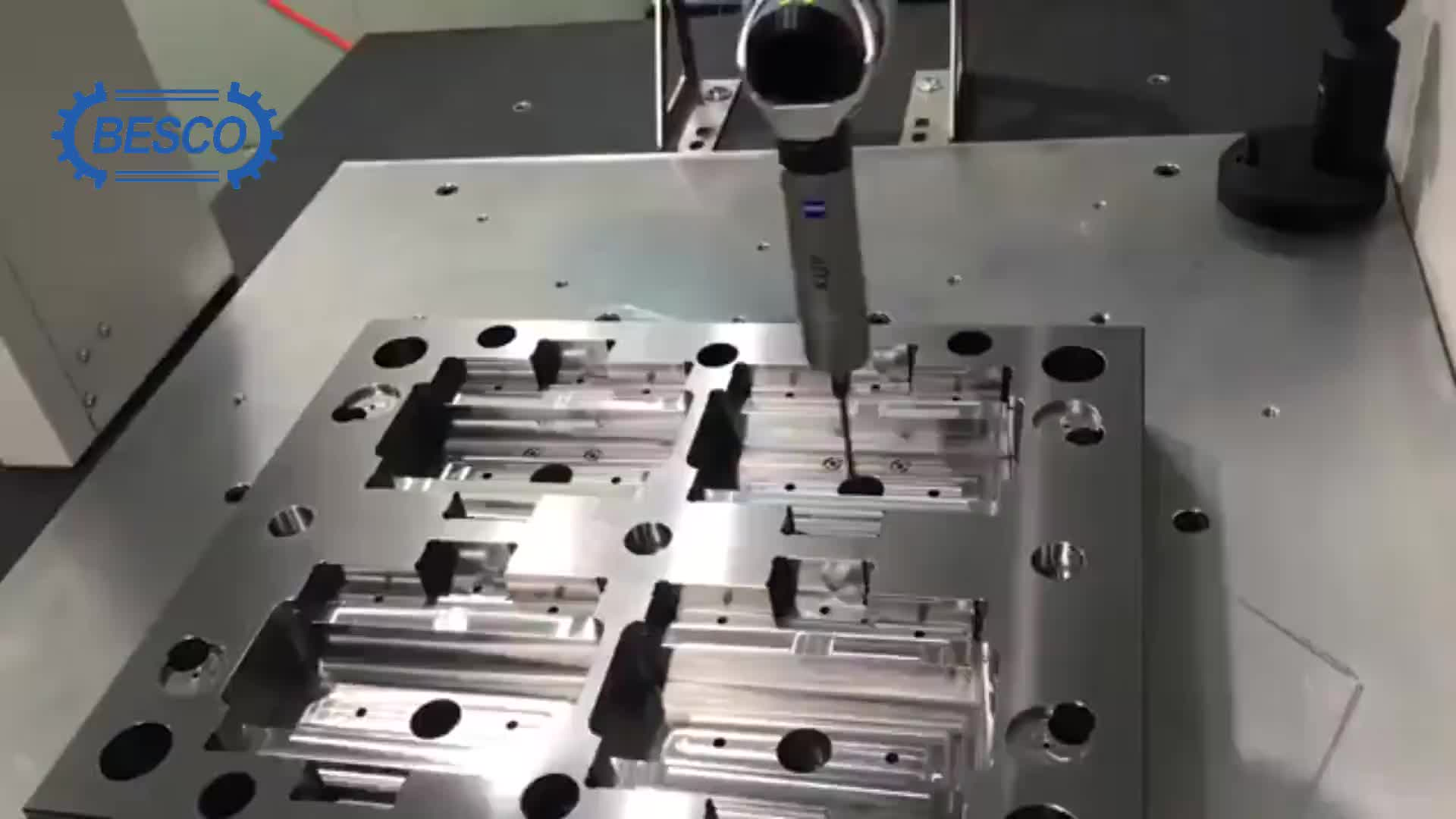 2019 High Progressive Metal Stamping Punching Mold / die