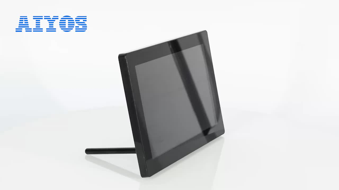 Wifi Android LAN USB DC Quad Core High Performance Tablet CPU Capacitive 10 Points Touch Screen Android Digital Signage