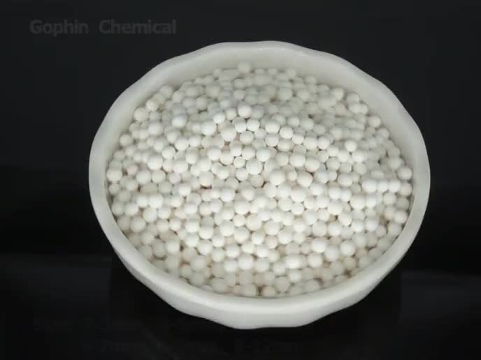 Air Drying, Fluoride Removal, H2O2, Catalyst Carrier Sphere Activated Alumina