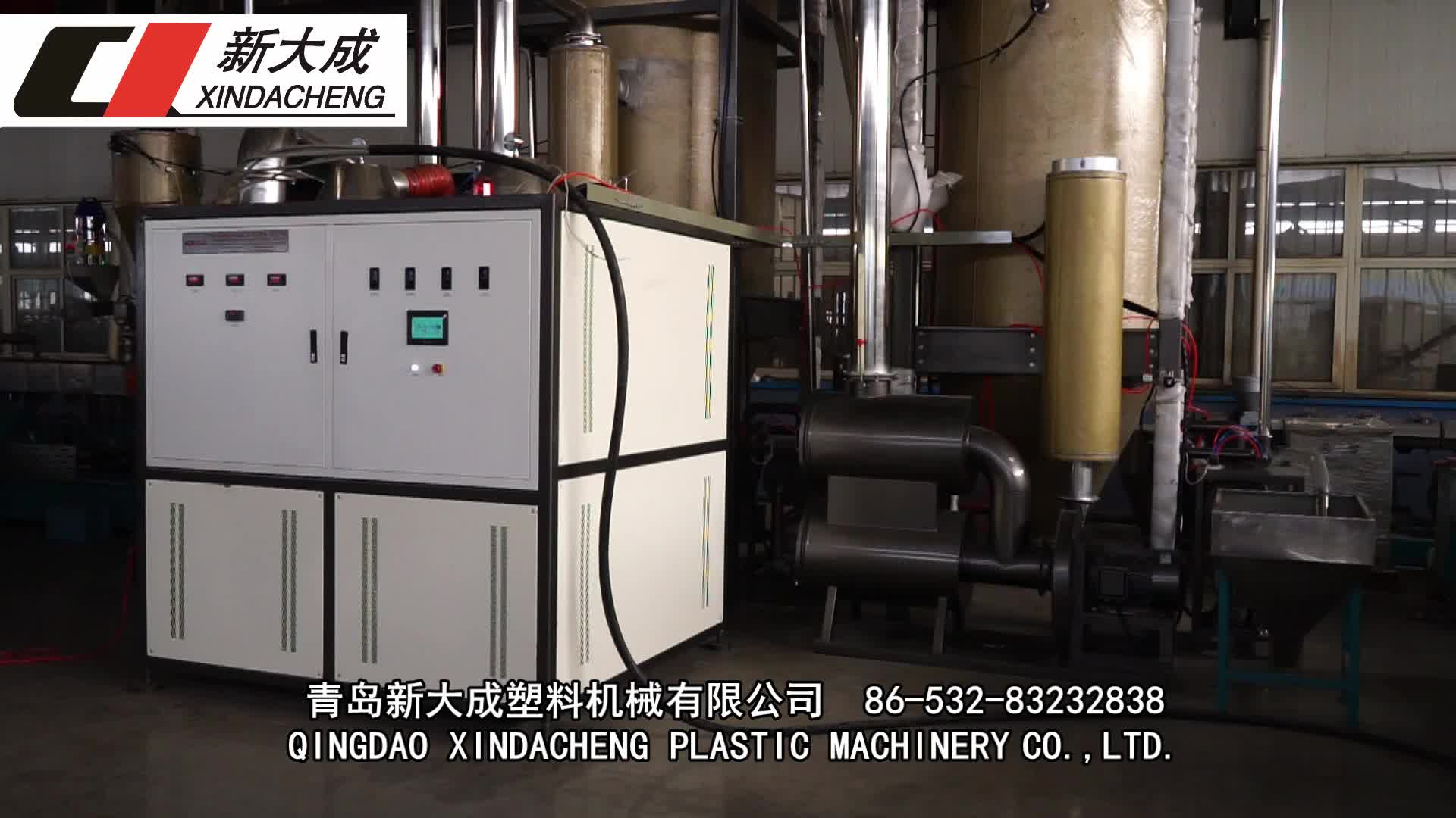 800kg/h PET strapping band making machinery