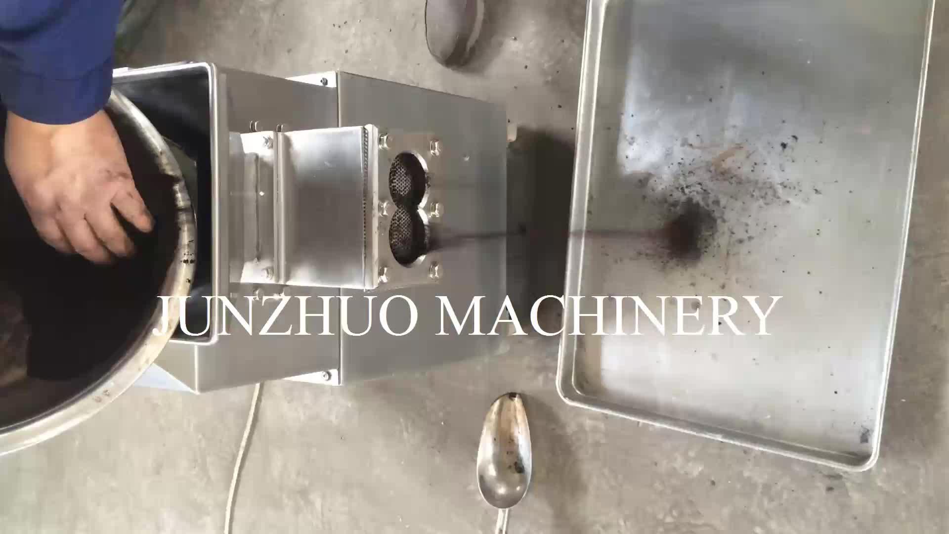 Twin Schroef Extruderen Machine