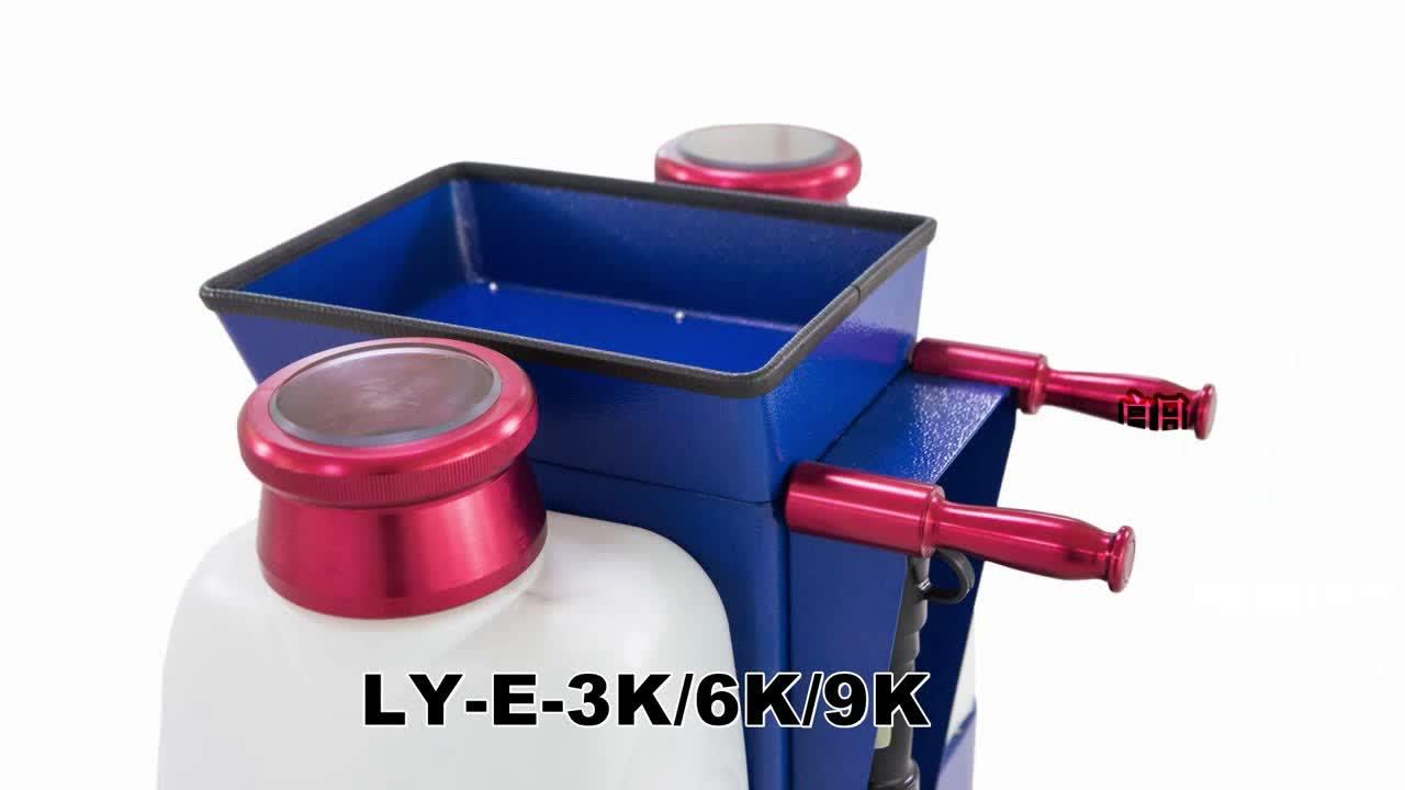 Comercial multifuncional móvil profesional de limpiador a vapor portátil