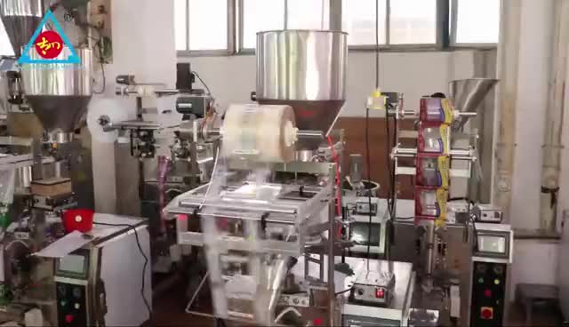 Sunflower seed microwave popcorn packing machine