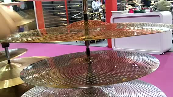 high quality silencer cymbal for mute cymbal on hot sale