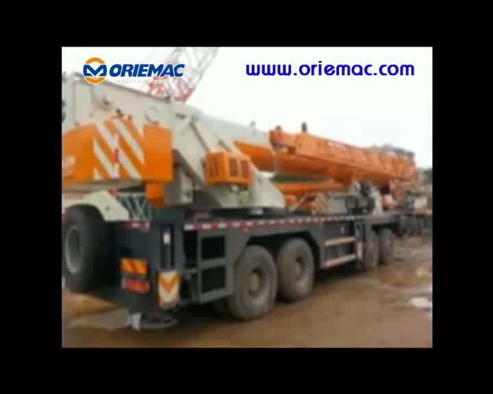 QY70V 70 Ton truck crane Zoomlion Hydraulic Mobile Crane For Sale