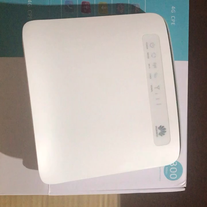 Unlocked for Huawei E5186s E5186s-22a 4G LTE 300M  Wireless Router.4G Cpe, Support RJ11 with RJ45  similar to B593