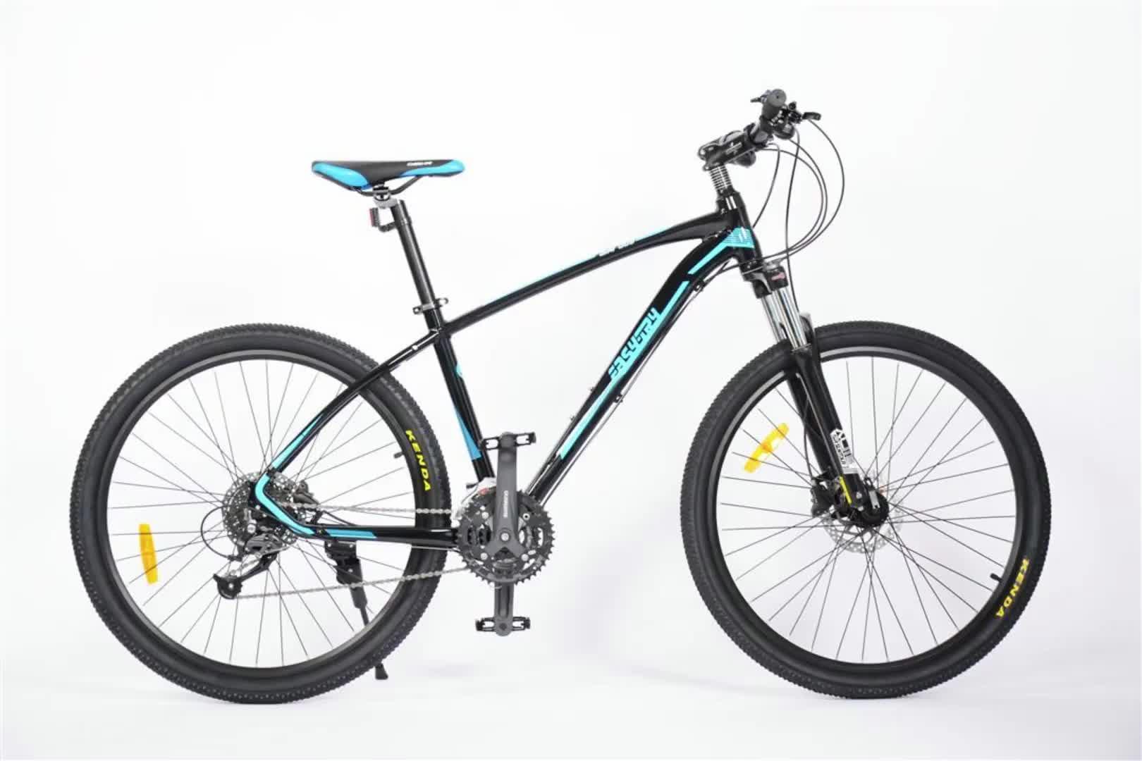 2018 Nieuwe Ontwerp Aluminium Frame Womens Mountainbike Fiets
