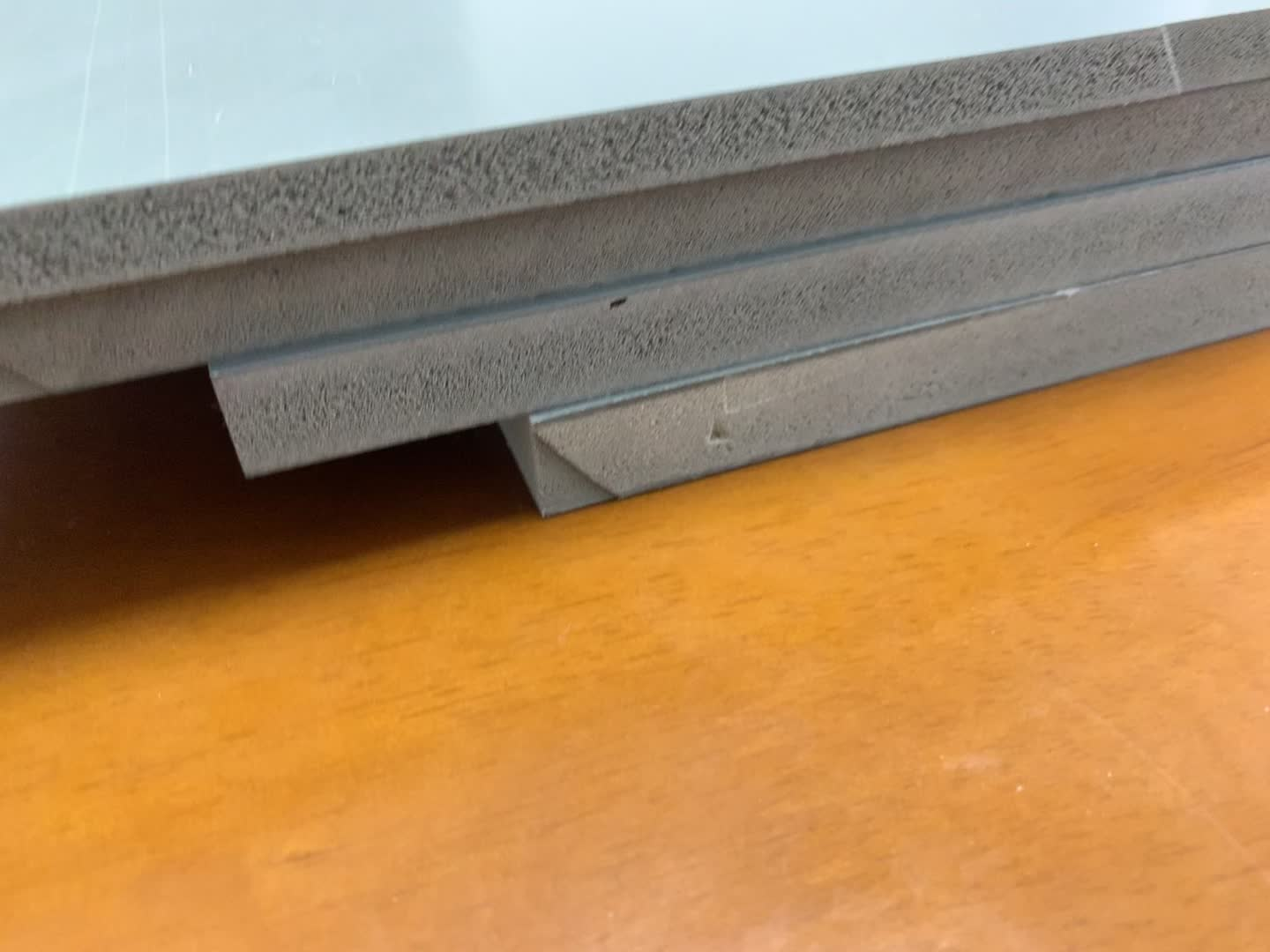 Flat Pvc Plywood Sheet For Steel Frame Constructions Buy