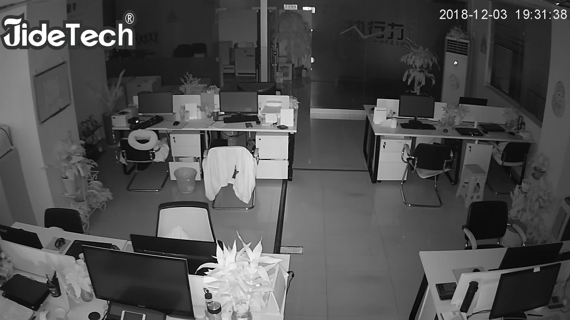 JideTech CCTV 1080P HD P2P  Wifi Surveillance Wireless IP Camera Outdoor