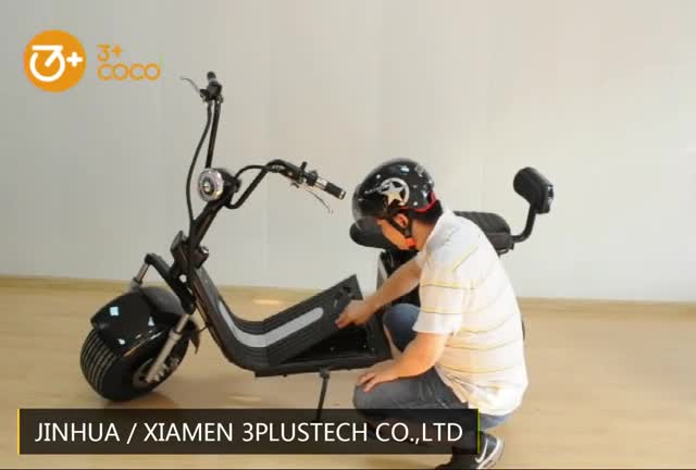 2019 new adult electric citycoco scooter with CE