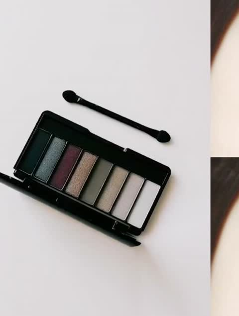 Best Selling Custom Waterproof Private Label 8 Colors Matte Eyeshadow Palette