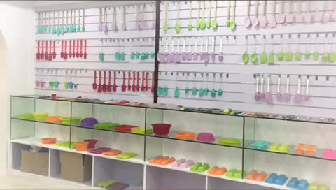 China Supplier FDA Approved Silicone Pastry Brush For Baking