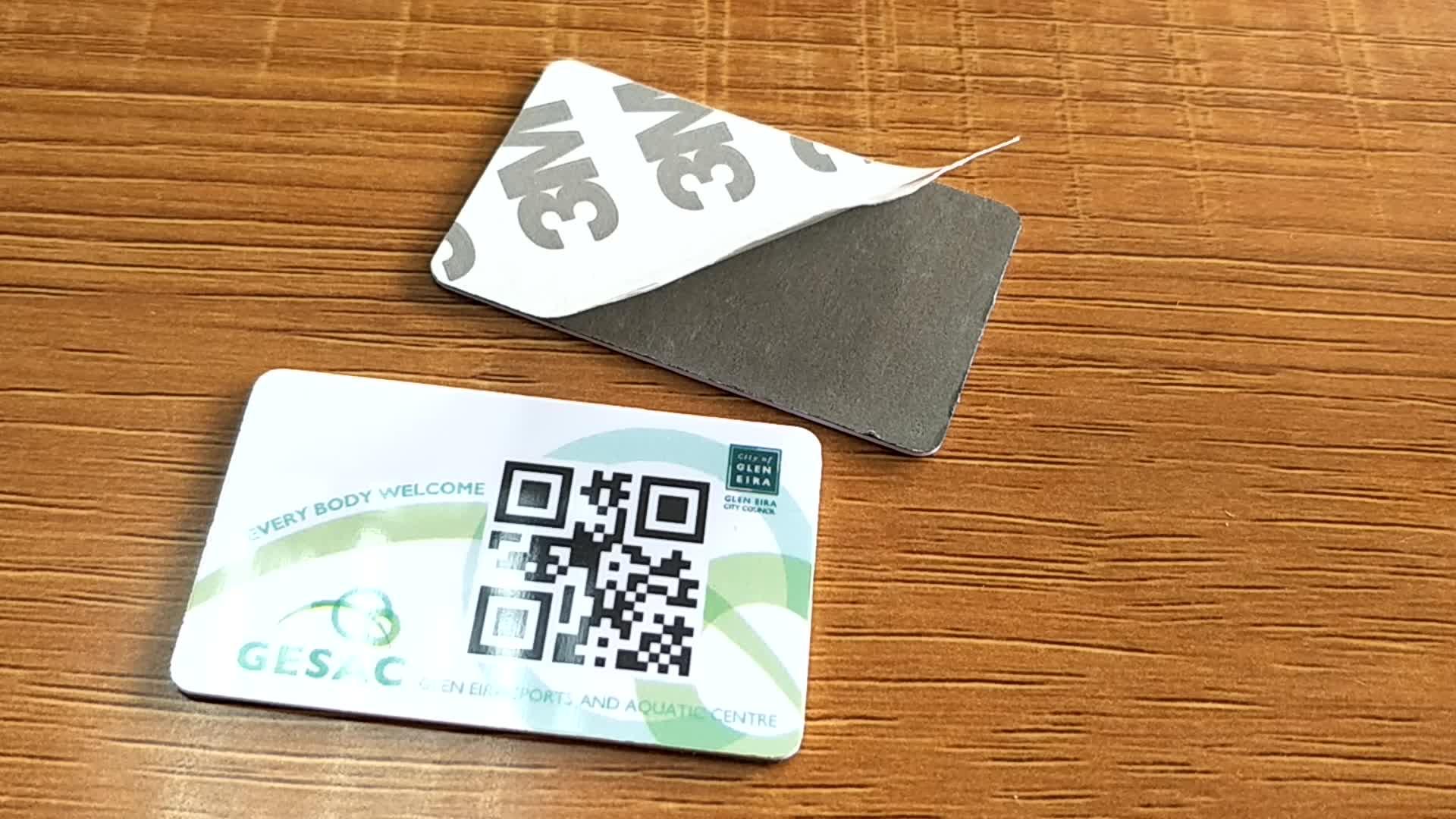 Waterproof Anti metal 30mm  epoxy resin NFC sticker Tags