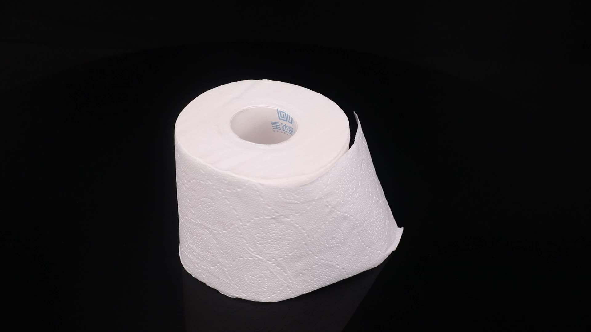 hot sale china hotel flower toilet tissue paper toilet roll bamboo toilet paper 3 ply 100% virgin wood pulp