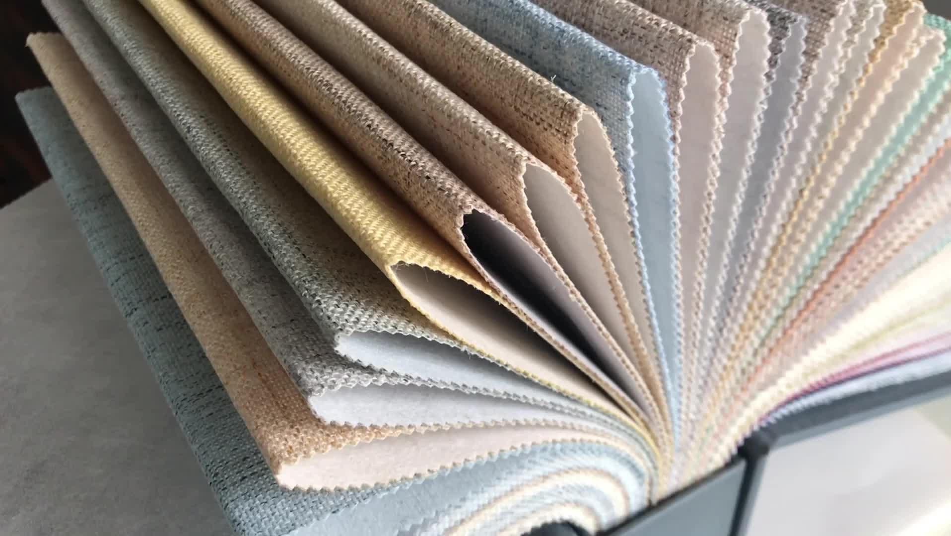 Restaurant papier peint décoration couleur chanvre ignifuge tissu papier peint