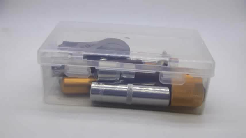 Common Rail Fuel Diesel Injector Disassembly Installation Tools and Assemble Dismounting Maintenance Repair Tools