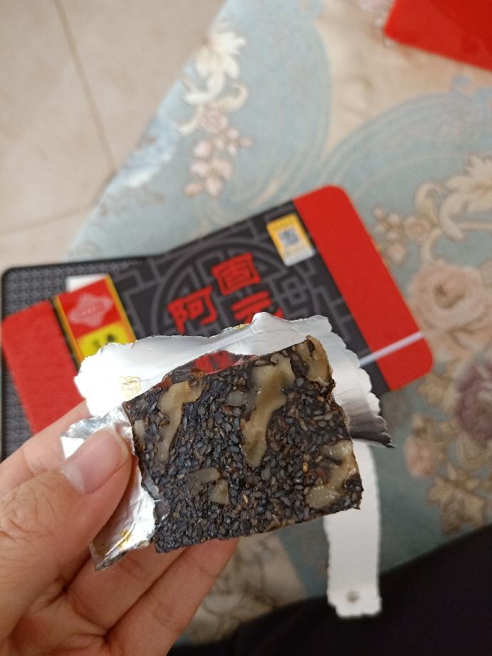 南京同仁堂即食阿胶糕