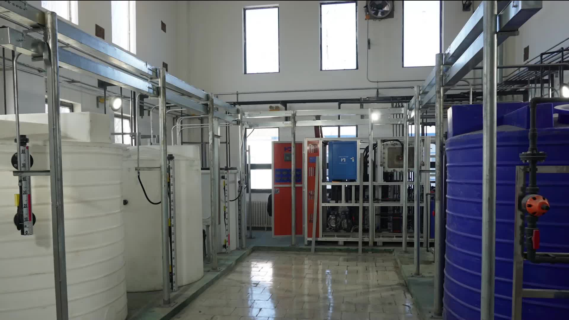 10% NACLO liquor bleach productin line manufacturer with low price and very good service