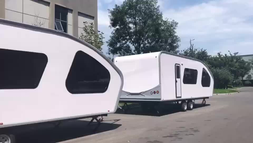 Qingdao Youngbuall RV truck camper and Accessories factory