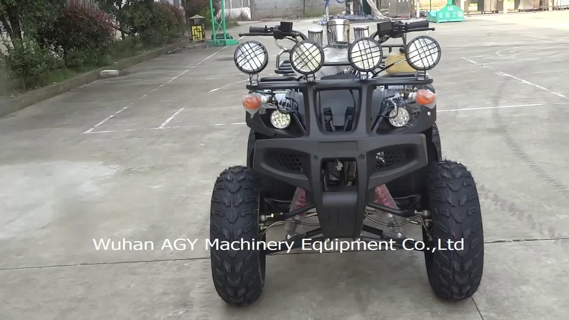 AGY 4 wheeler 250cc quad bikes