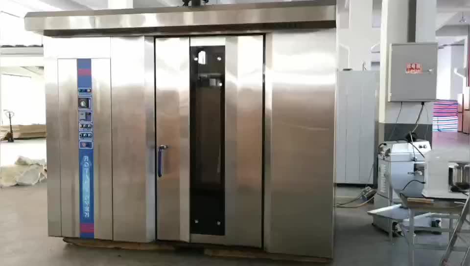 Hornear completa automática completa de pan línea de producción en equipo para hornear