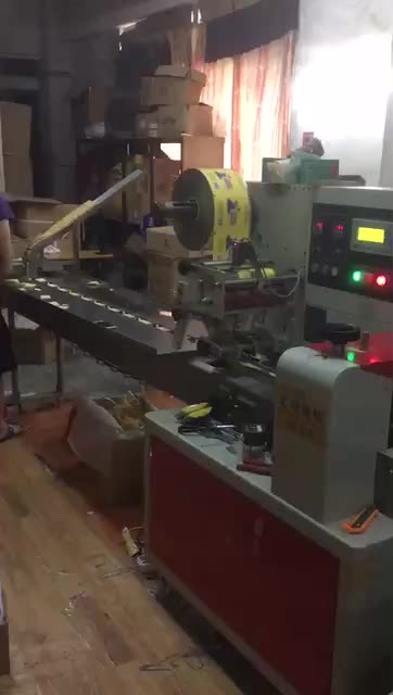 Low cost fully auto cheese packing machine