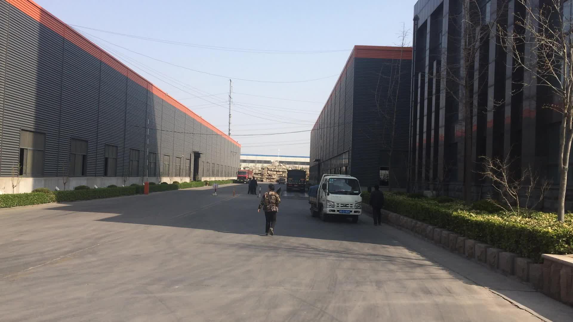 Çin prefabrik ev prefabrik Modern yüksek artış bina prefabrik çelik çerçeve