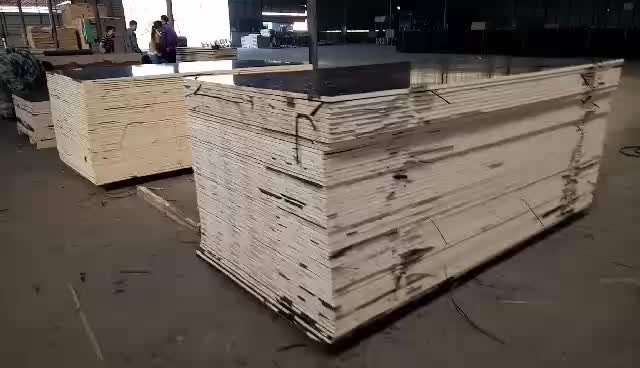 Dynea brown film combi core 18mm Film Faced Plywood For Construction